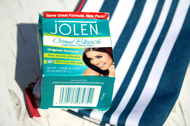 Jolen Crème Bleach : Celebrating 50 years in Beauty