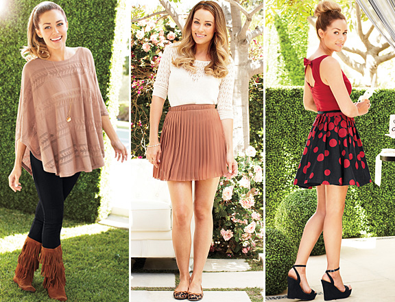 CELEBRITY STYLE. Lauren Conrad | Fashion & The Lifestyle