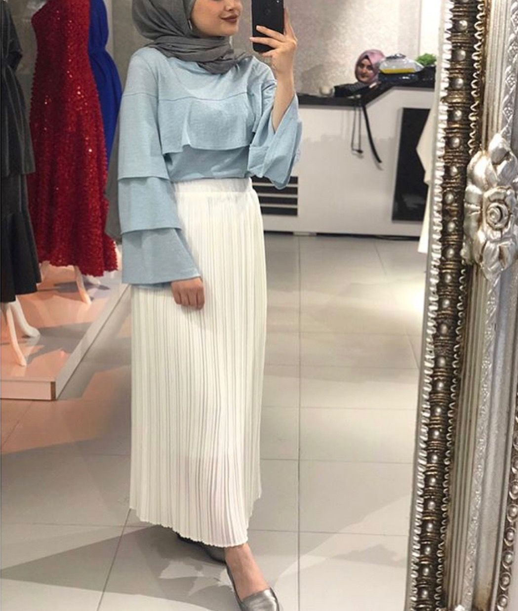 35   styles robes longues pour mohajaba tendance 2019