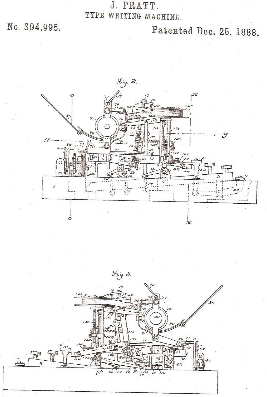 oz.Typewriter: Christmas Day Typewriter Patent