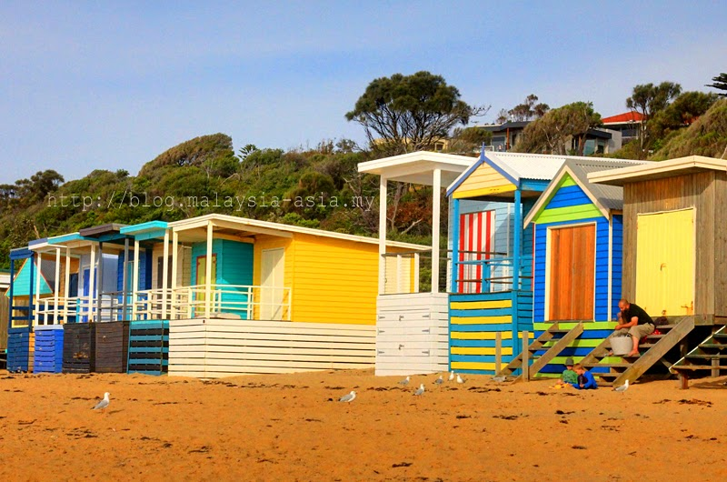 Mount Martha Bathing Boxes