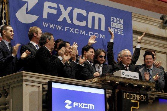 غرامة مالية بحق شركة fxcm