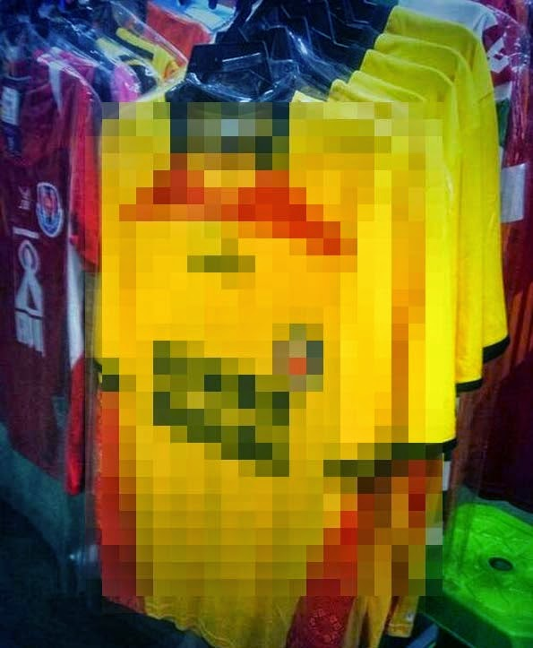 Ohsenyum Ohsenyum Baju Bola Sepak Paling Popular Di Malaysia