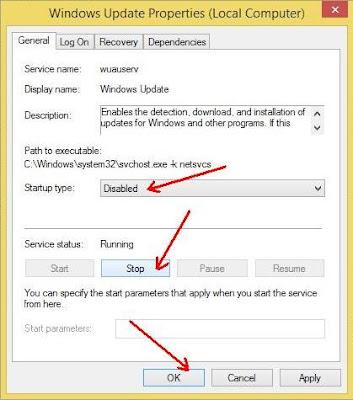Cara Menonaktifkan Update Otomatis Windows 10