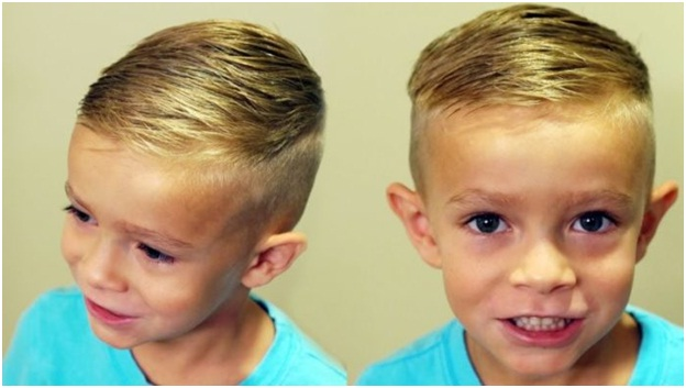 Simple And Classic Haircut