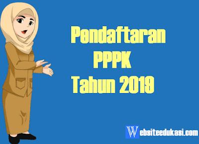 Jadwal Pendaftaran PPPK 2019 Resmi dari BKN