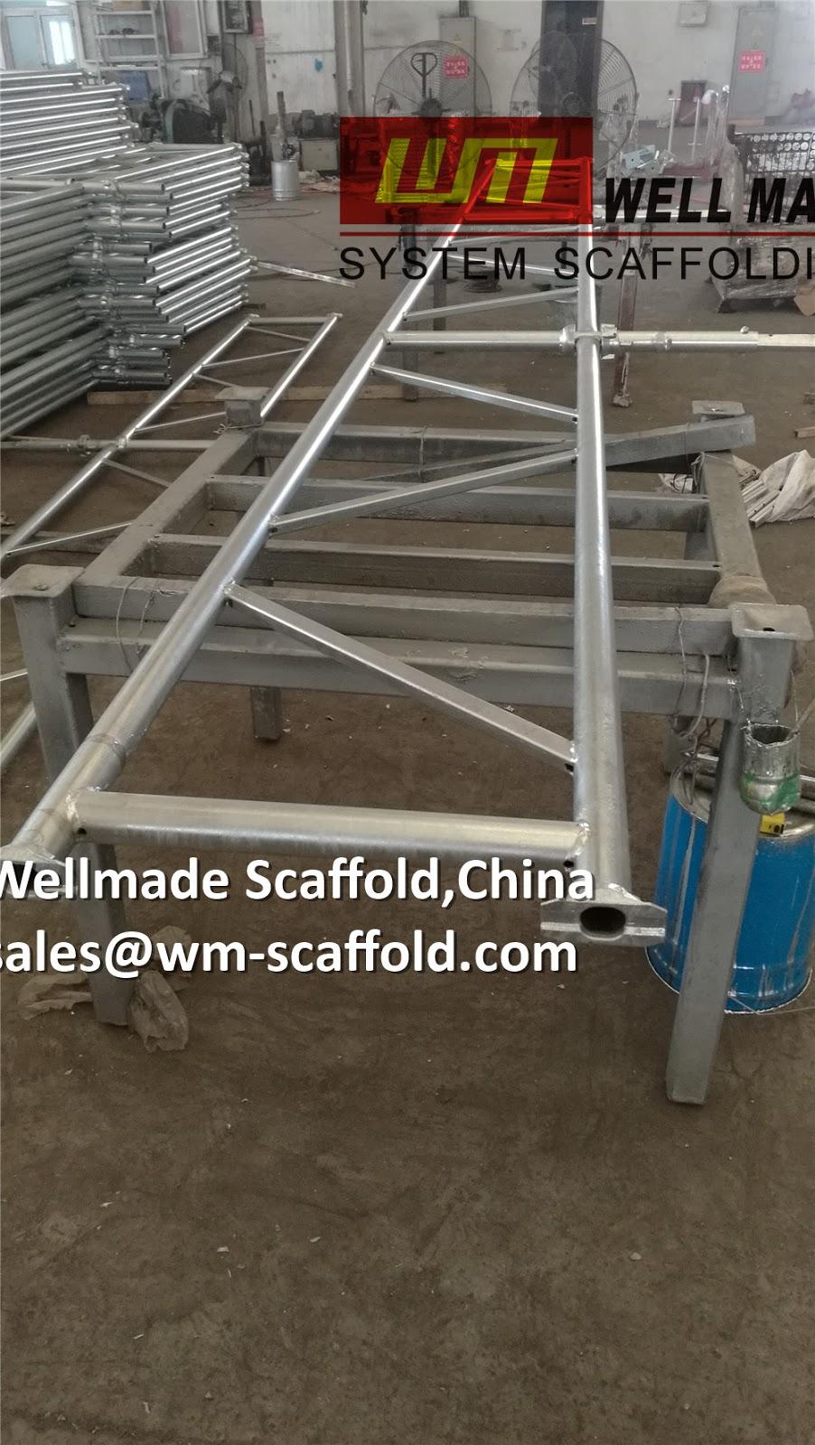 Formwork Scaffolding Materials Galvanized Cuplock