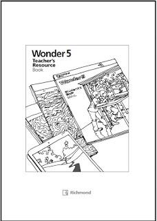 Colegio José Calderón: Wonder 5 y Wonder 6, recursos de Inglés