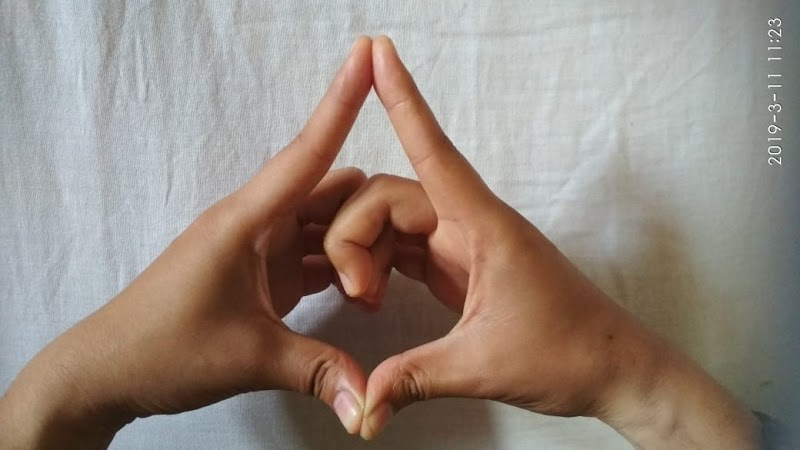 योनि मुद्रा - Yoni Mudra in Hindi