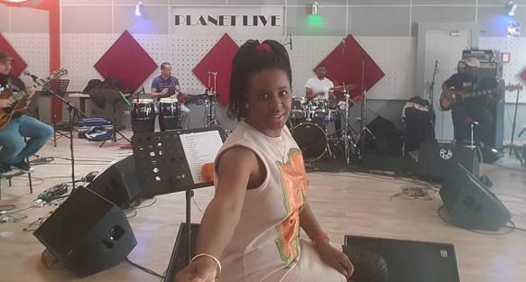 Pour ses 10 ans de carrière, Charlotte Dipanda est prête pour mettre le feu au Palais des Sports de Yaoundé