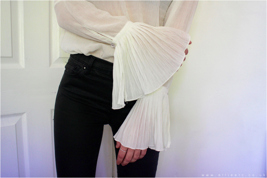 style, style details, details, fared sleeves, fashion, clothes, H&M,