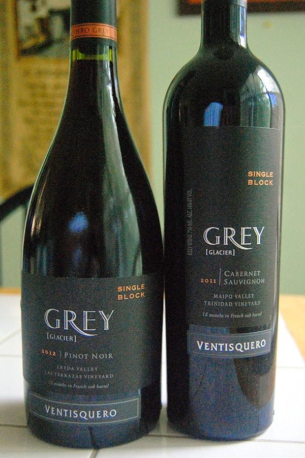 Benito S Wine Reviews Ventisquero Grey