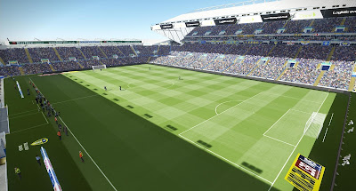 PES 2019 Stadium Elland Road by Vangheljs