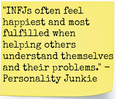 Jennifer Soldner: Top 10 Things Every INFJ Wants You to Know