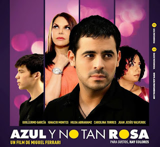 gay pelicula azul y no tan rosa