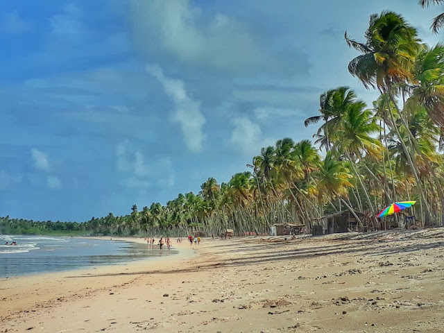 Praia da Cueira, Boipeba