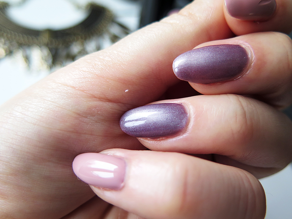 NAILS | Mulled Wine i Sphynx od NeoNail