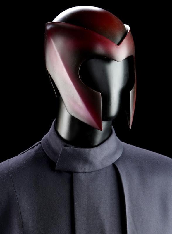 Ian McKellen X-Men Magneto helmet