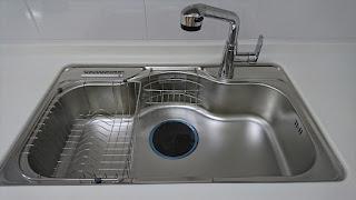 Chậu rửa căn hộ booyoung
