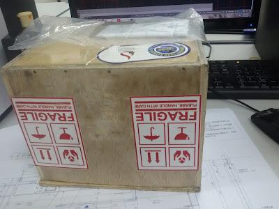 Pengalaman Kirim Paket Menggunakan JNE YES