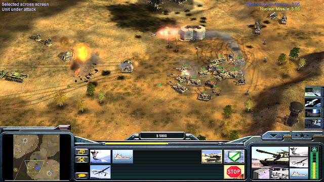 Command & Conquer Generals Zero Hour Download PC Game