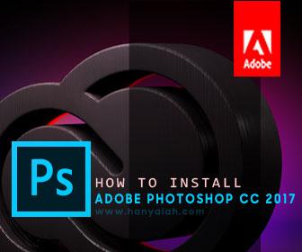 Cara Baru Install Aplikasi Adobe Photoshop CC 2017