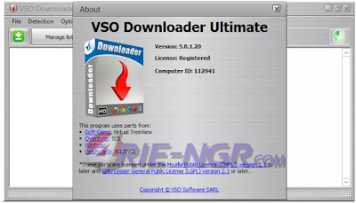 VSO Downloader Ultimate 5.0.1.39 Full Version