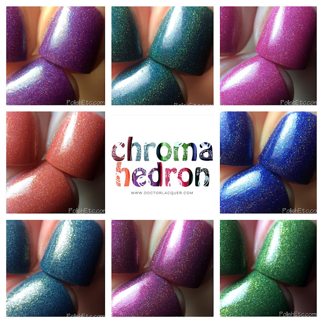 Doctor Lacquer - Chromahedron Collection - McPolish