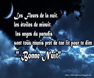 joli message d'amour - sms bonne nuit ~ SMS d'amour
