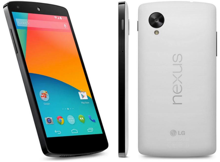 Nexus 5 Spec OS Android N Terbaru