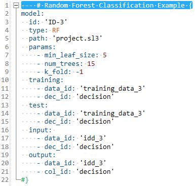 AI-TOOLKIT Random Forest AI model.