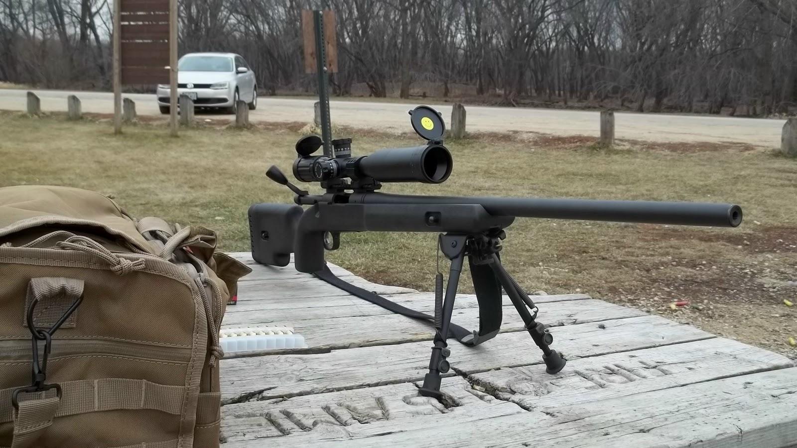 Blue's Blog: Range time, ammo test