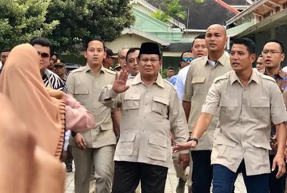 Prabowo Ungkap Isi Pembicaraannya dengan Sri Sultan HB X