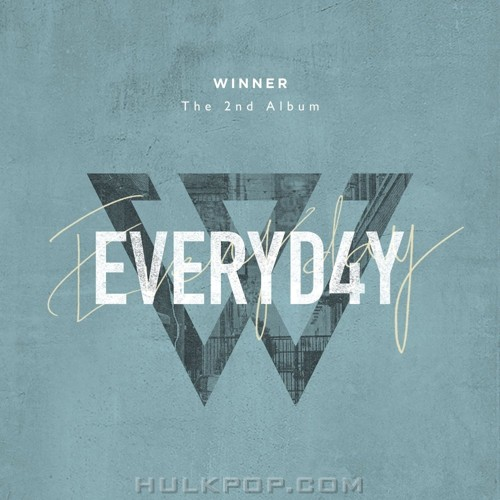 WINNER – The 2nd Album – EVERYD4Y (ITUNES PLUS AAC M4A)
