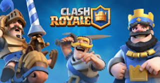 Game terbaik android clash royale