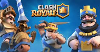 Game terbaik android clash royale