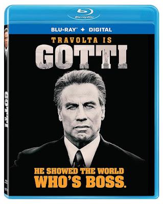 Gotti 2018 Blu Ray