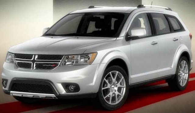 2019 Dodge Journey Redesign