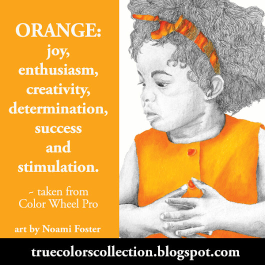 Orange Color Theory