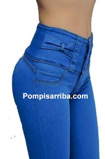 En donde venden pantalones de mezclilla corte colombiano de mayoréo  2016 y 2017