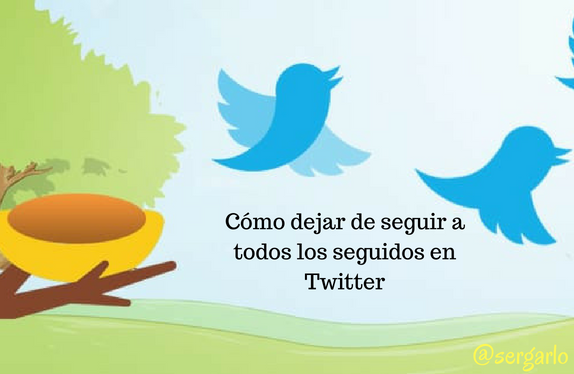 Redes sociales, social media, unfollow, twitter, seguidos, herramienta