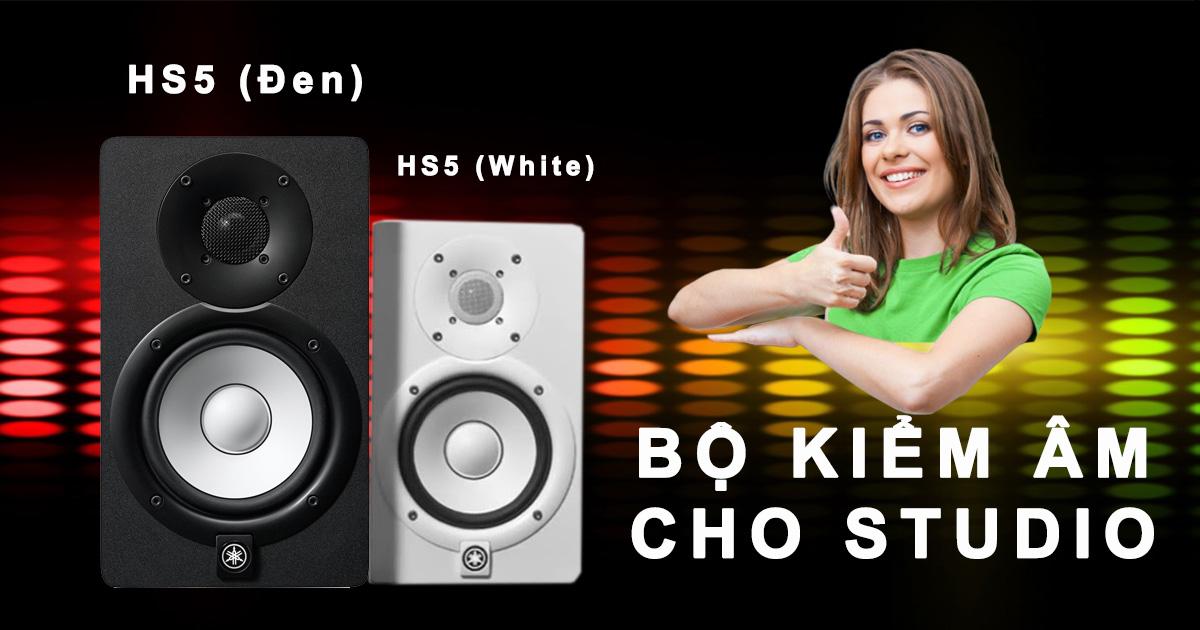 Loa kiểm âm Yamaha HS5 giá rẻ