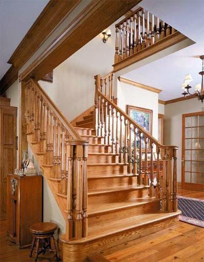 sửa chữa cầu thang gỗ, sơn pu cầu thang, tháo lắp cầu thang gỗ.