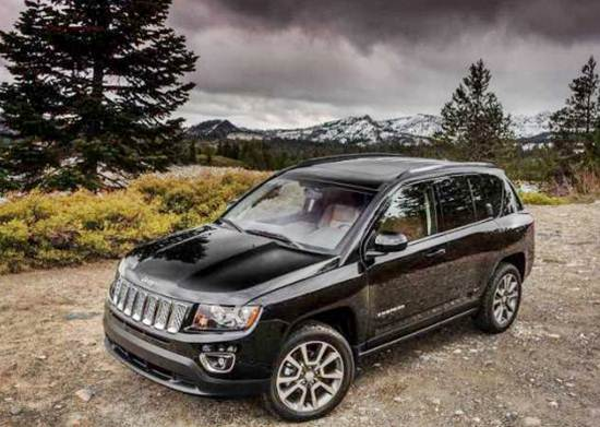 2017 Jeep Compass Sport SE Review