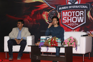 Tiger Shroff Launches Mumbai International Motor Show 2017 025.JPG