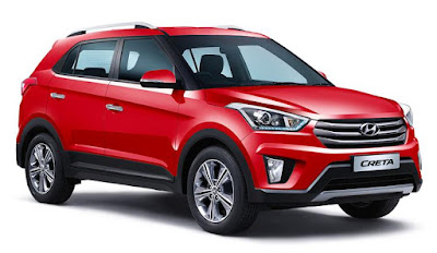 New 2016  Hyundai Creta SUV Hd Wallpaper