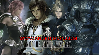 MOBIUS FINAL FANTASY Mod Apk v2.0.100 1 Hit Kill English Version