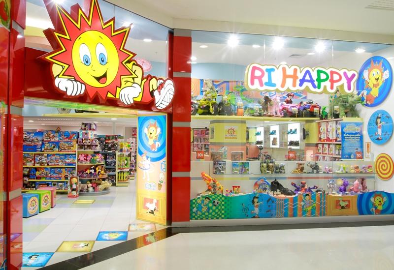 Ri Happy completa 30 anos marcados pelo incentivo ao brincar