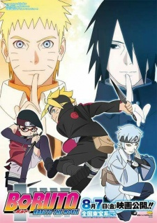 Boruto: Naruto the Movie Subtitle Indonesia [Dub Japanese]