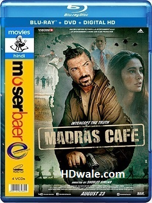 Madras Cafe Full Movie Download (2013) HD 720p BluRay 1.2GB